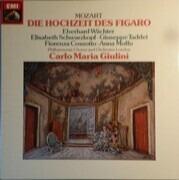 LP-Box - Mozart - Giulini w/ Philharmonia London - Die Hochzeit Des Figaro - Hardcoverbox + Booklet