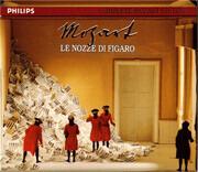 CD-Box - Mozart - Le Nozze Di Figaro - Cardboard Box + Booklet