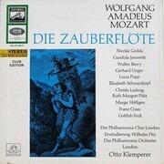 LP-Box - Wolfgang Amadeus Mozart / Nicolai Gedda , Gundula Janowitz , Walter Berry , Gerhard Unger , Lucia P - Die Zauberflöte - booklet with libretto