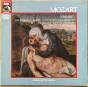 LP - Mozart (Barenboim) - Requiem - DMM