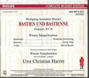 CD - Mozart - Bastien Und Bastienne, KV 50/46b - Still Sealed