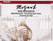CD-Box - Mozart - Bläserkonzerte