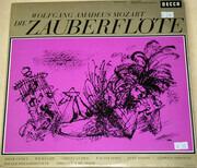 LP - Wolfgang Amadeus Mozart - Die Zauberflöte