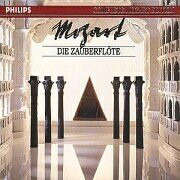 CD-Box - Mozart - Die Zauberflöte - Cardboard Box + Booklet
