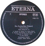 LP-Box - Wolfgang Amadeus Mozart - Die Zauberflöte