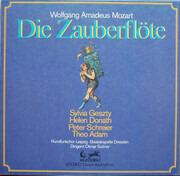 LP-Box - Mozart - Geszty, Donath, Schreier, Adam - Die Zauberflöte - Hardcoverbox + Booklets