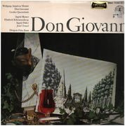 LP - Wolfgang Amadeus Mozart - Don Giovanni