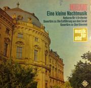 LP - Wolfgang Amadeus Mozart - Eine Kleine Nachtmusik
