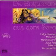 LP - Wolfgang Amadeus Mozart - Die Entführung Aus Dem Serail