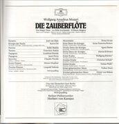 LP-Box - Wolfgang Amadeus Mozart - Die Zauberflöte - + 52p libretto