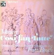 LP-Box - Wolfgang Amadeus Mozart , Fritz Busch , Glyndebourne Festival Chorus - Così Fan Tutte - box + booklet
