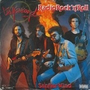 7'' - Wolfsmond - Radio Rock 'N' Roll