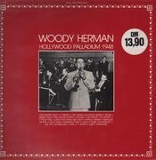 LP - Woody Herman - Hollywood Palladium 1948