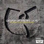 Double LP - Wu-Tang Clan - Legend Of The Wu-Tang: Wu-Tang Clan's Greatest Hit