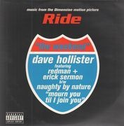 Double LP - Wu-Tang Clan, Noreaga a.o. - Ride (Music From The Dimension Motion Picture)