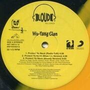 LP - Wu-Tang Clan - Protect Ya Neck - Black/Yellow