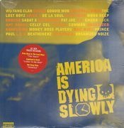 Double LP - Wutang Clan, Coolio, Biz Markie a.o. - America Is Dying Slowly - Still Sealed