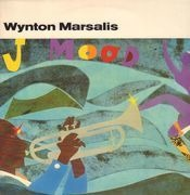 LP - Wynton Marsalis - J Mood