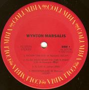 LP - Wynton Marsalis - Wynton Marsalis - STILL SEALED