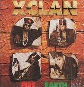 12inch Vinyl Single - X-Clan - Fire & Earth