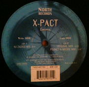 12inch Vinyl Single - X-Pact - Excess