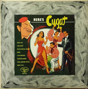 10'' - Xavier Cugat And His Orchestra - Here's Cugat