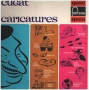 LP - Xavier Cugat And His Orchestra - Cugat Caricatures