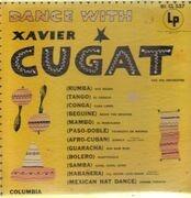 LP - Xavier Cugat - Dance With Cugat