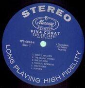 LP - Xavier Cugat And His Orchestra - Viva Cugat!