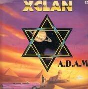 12'' - X-Clan - A.D.A.M. / F.T.P.