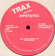 12inch Vinyl Single - Xipetotic - Sex Sells