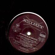 LP - Xzibit - 40 Dayz & 40 Nightz - ONLY DISC 1
