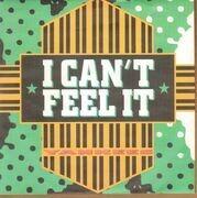 7inch Vinyl Single - Yankees - I Can't Feel It