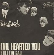 7'' - Yardbirds, The Yardbirds - Evil Hearted You