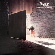 12'' - Yaz, Yazoo - Don't Go - Re-Mixes