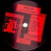 LP - Yello - Solid Pleasure