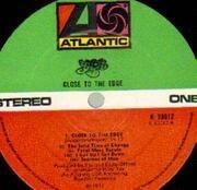 LP - Yes - Close To The Edge - original 1st uk