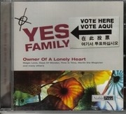CD - Yes - Owner Of A Lonely Heart