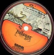 LP - Yes - Relayer - A1 B4 UK