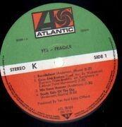 LP - Yes - Fragile - Gatefold