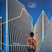 LP - Yes - Going For The One - Presswell Pressing, Gatefold