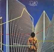 LP - Yes - Going For The One - Tri-fold-cover