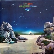 Double LP - Yes - Tales From Topographic Oceans - UK ORIGINAL