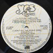 LP - Yes - Tormato