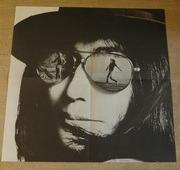 Double LP - Yoko Ono - Fly - POSTER & POSTCARD