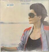 LP - Yoko Ono - It's Alright (I See Rainbows) - still sealed