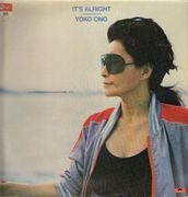 LP - Yoko Ono - It's Alright (I See Rainbows)