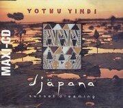 CD Single - Yothu Yindi - Djµpana-Sunset dreaming