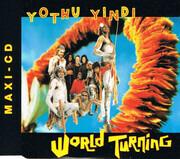 CD Single - Yothu Yindi - World Turning