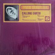 12inch Vinyl Single - Yves Deruyter - Calling Earth